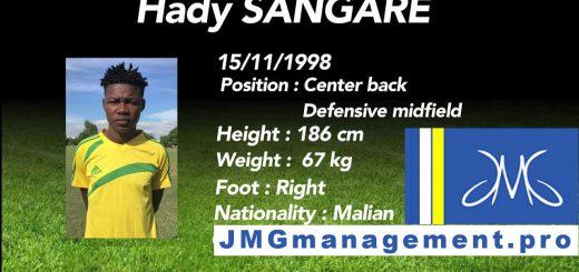 Hady Sangare