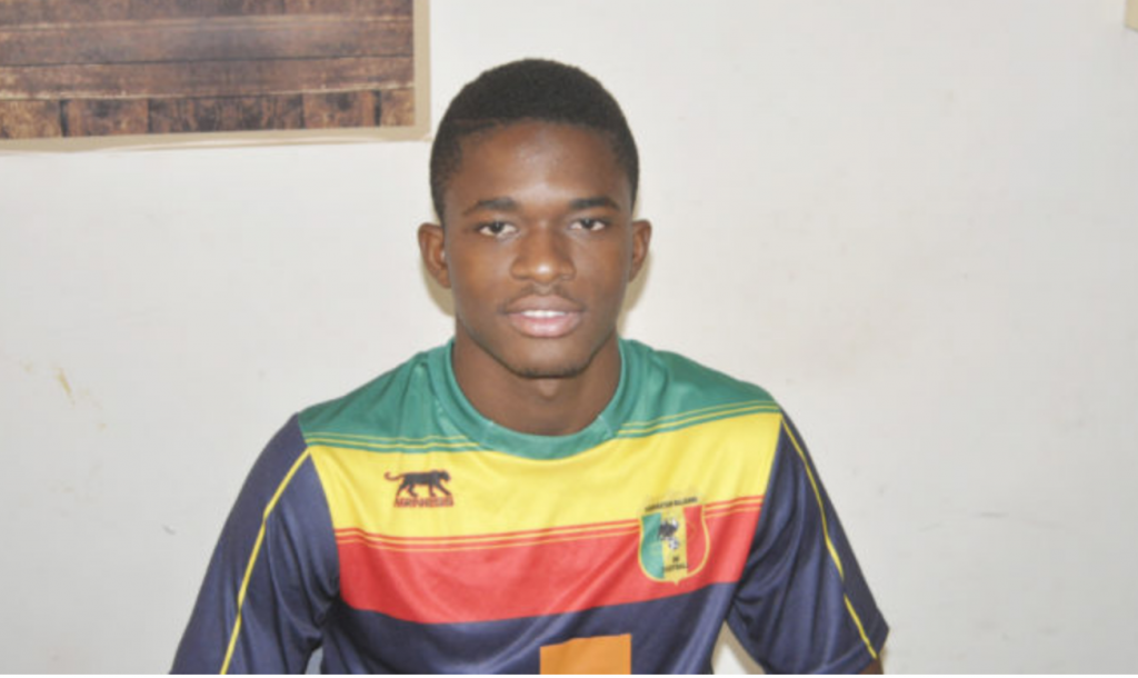 doukoure-ambition-U17 world cup for mali