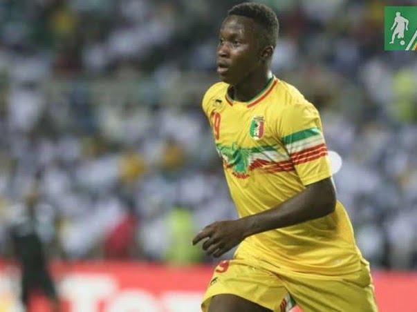 lassana-national Team for Mali