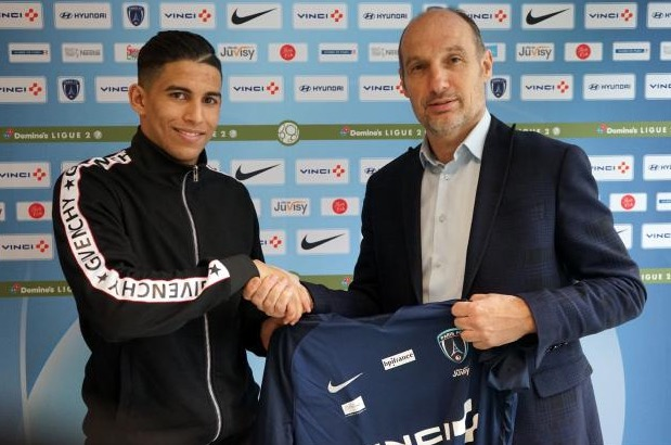 sabir_Bougrine_paris-FC