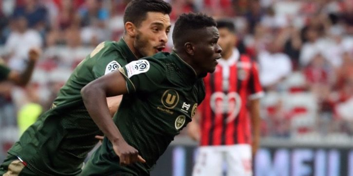 academie de soccer jmg Moussa Doumbia score first goal with Stade de Reims
