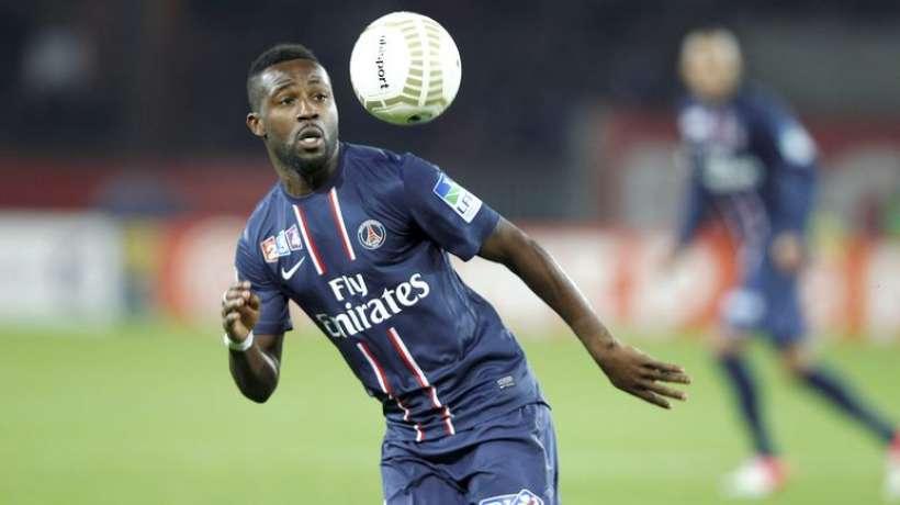 Saka Tiéné of jmg soccer academy -psg paris st germain