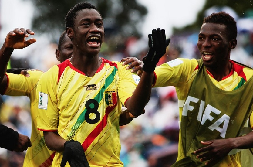 Diadie-Samassekou coupe du monde mali