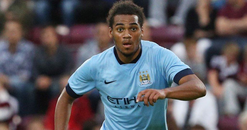 JAson denayer jmg academy belgium with Manchester City