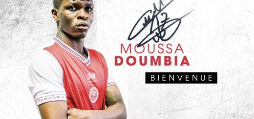 Moussa Doumbia jmg academy mali with REIMS FC