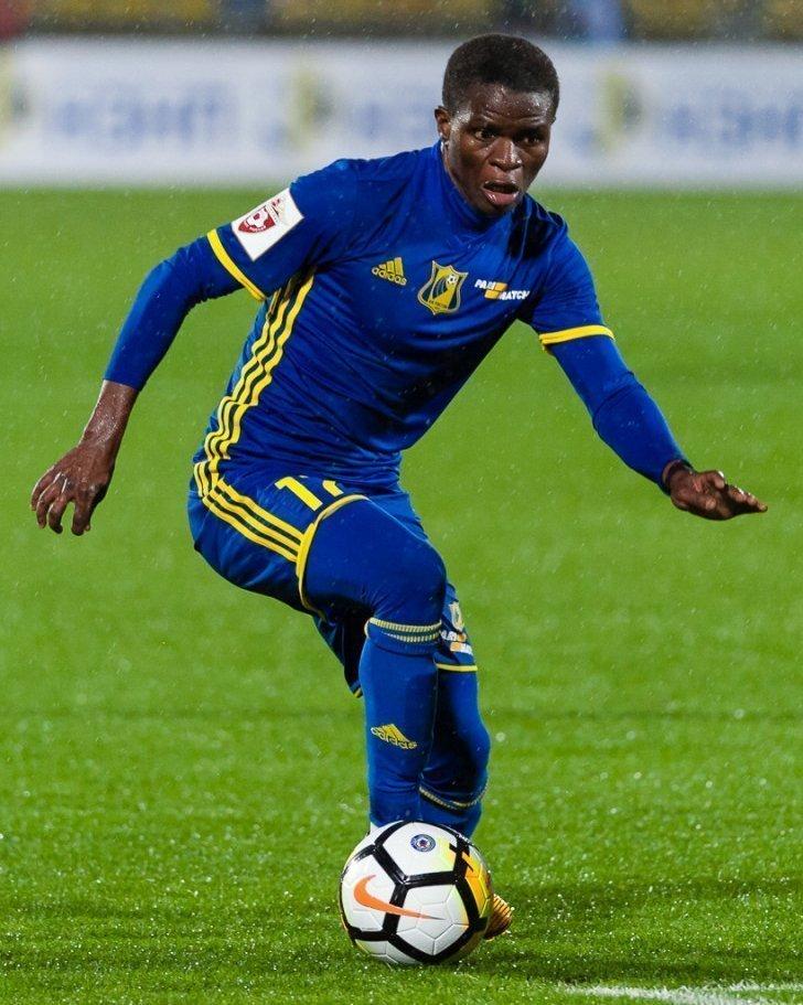 Moussa Doumbia jmg academy mali with Rostov FK 2