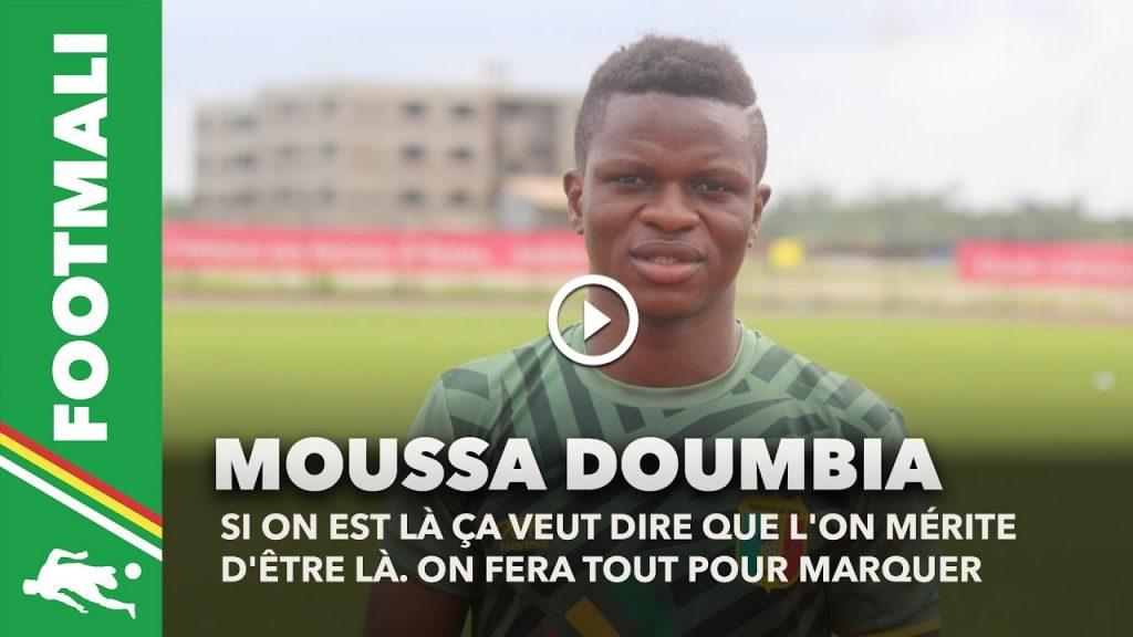 Moussa Doumbia jmg academy mali with Rostov FK 3