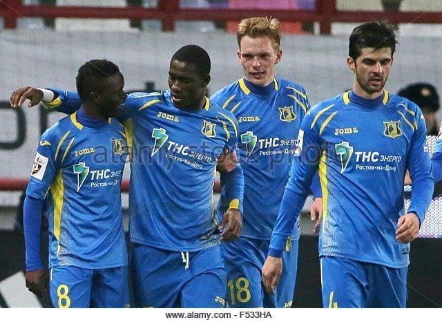 Moussa Doumbia jmg academy mali with Rostov FK 4