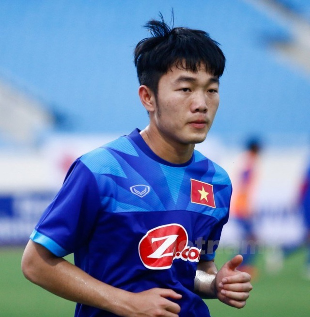 Luong Xuan TruongDuy Jmg football soccer academy vietnam