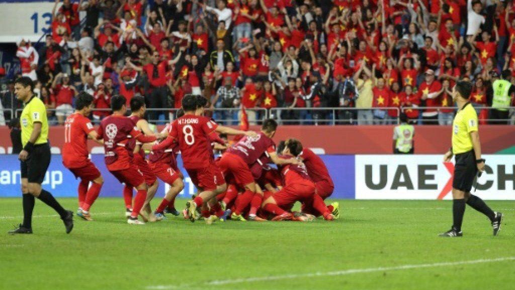 vietnam wins against jordan in asian cup