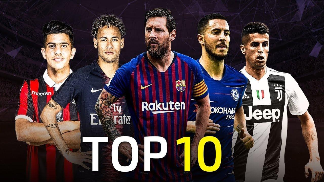 Youcef Atal top 10 dribbleurs au monde de jmg football
