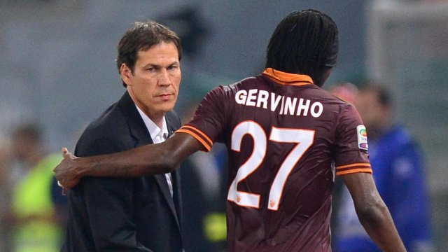 Gervinho Parma Jmg management avec roma
