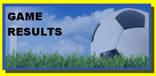 Jmg Players Soccer Game results Icone