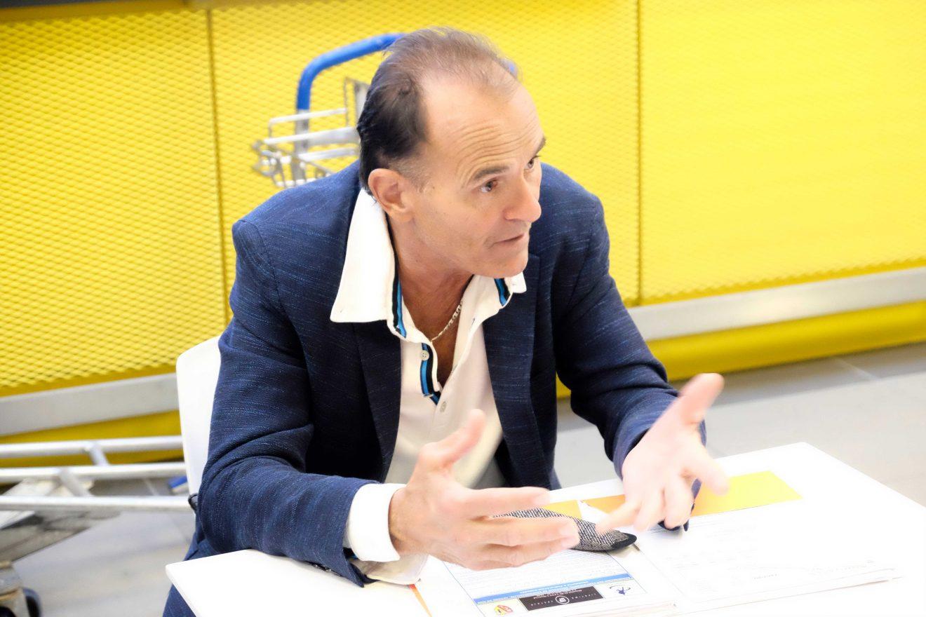 Andrea Puzo Dir Projet JMG North America