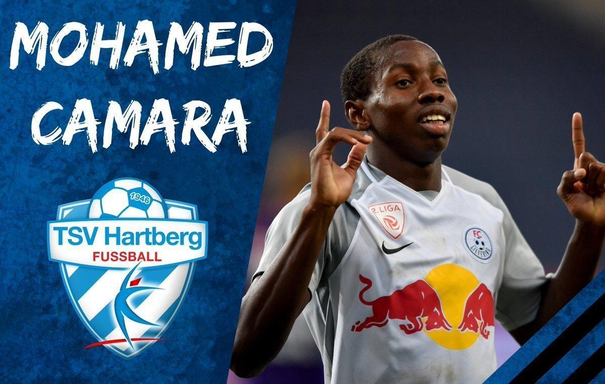 Mohamed Camada JMG TSv Hartberg