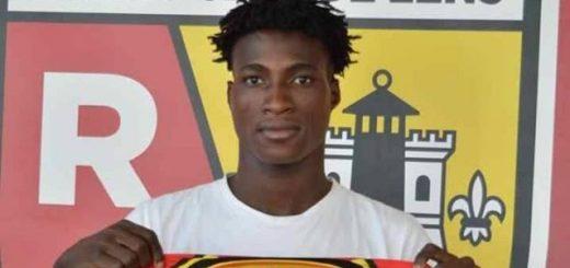 Bourama Diarra JMG academician profesionnal player racing club 2