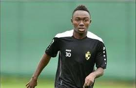 Diomande Souleymane JMG academician profesionnal player