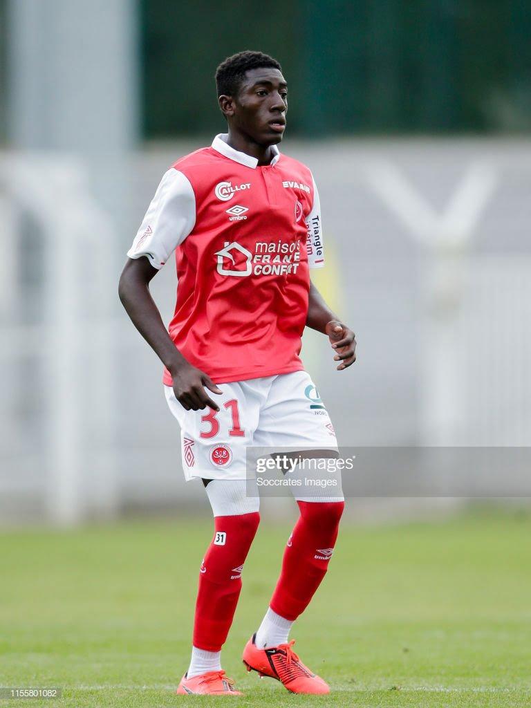 Doucouré Fodé JMG academician profesionnal player jmg football