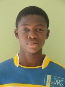 Doussé Kodjo Jmg soccer academician of mali