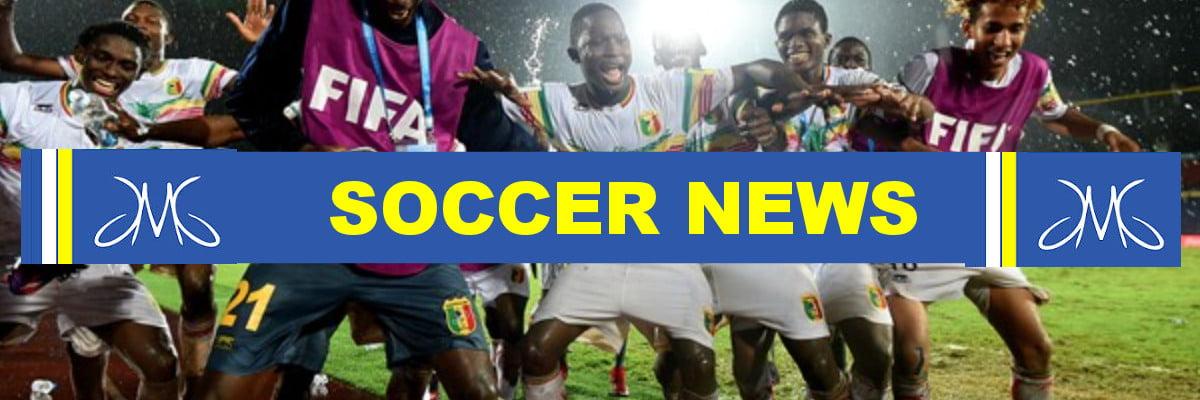 JMG Soccer News of the Week