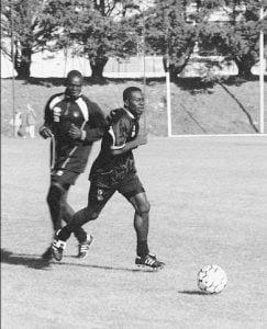 Antonin Koutouan jmg soccer academy