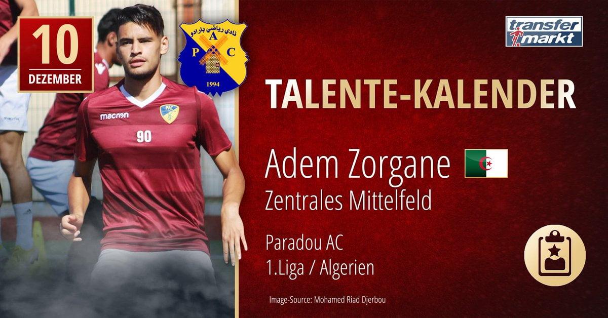 Adem Zorgane academie de soccer jmg du paradou