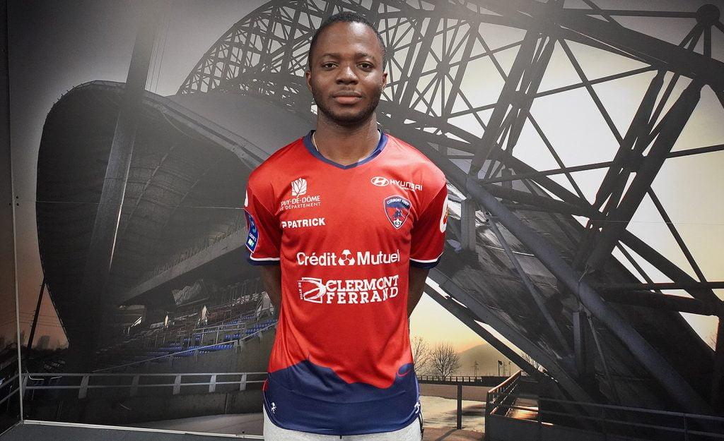 Fred Gnalega _institut jmg mali_clermont FC