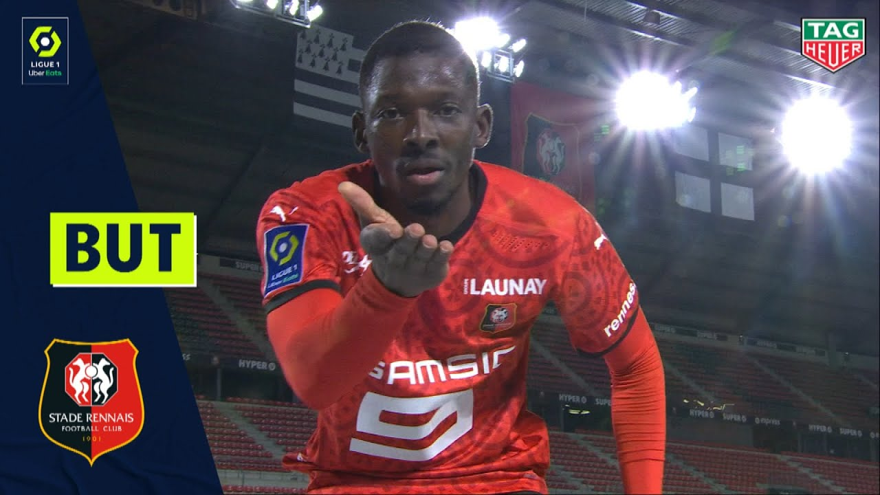 jmg hamari traore stade rennais marseille first goal