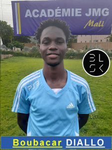 Boubacar Diallo Jmg academician from Mali academy agent BlackSkill l