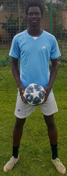 Ibrahima Keita Jmg academician from Mali academy agent BlackSkill fukll
