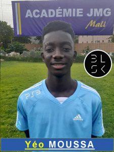 Yeo Moussa Jmg academician from Mali academy agent BlackSkill l