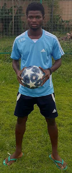 Ampofo Poku Jmg academician from Mali academy agent BlackSkill Full