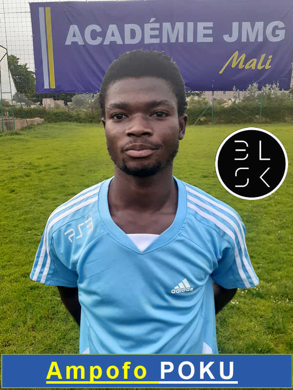 Ampofo Poku Jmg academician from Mali academy agent BlackSkill l