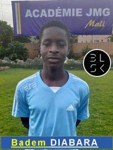Badem Diabara Jmg academician from Mali academy agent BlackSkill l