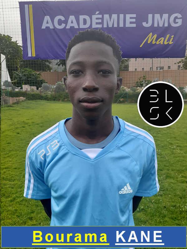Bourama Kane Jmg academician from Mali academy agent BlackSkill l