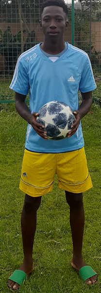 Bourama Kane Mali Jmg soccer Academy