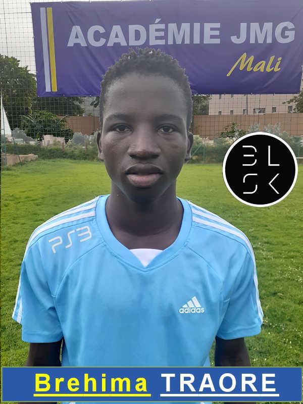 Brehima Traore Jmg academician from Mali academy agent BlackSkill l