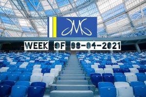 JMG Games results for week august 04 2021