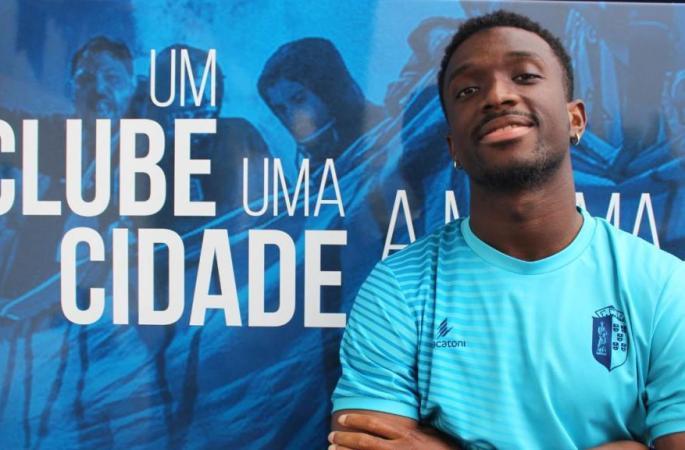 Kevin-Zohi jmg academy FC Vizela