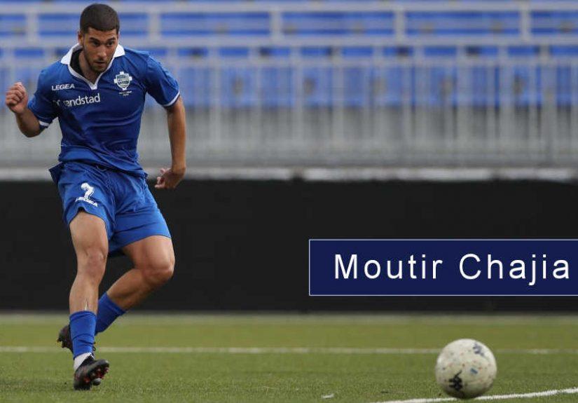 Moutir chajia jmg soccer academy of belgium