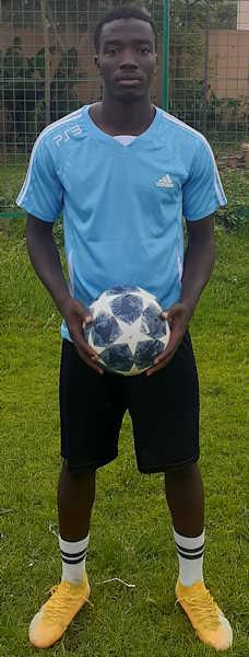 Togbé Junior Jmg academician from Mali academy agent BlackSkill l FULL