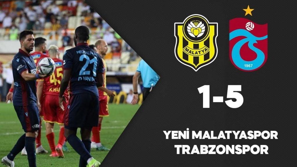 Yeni 1 vs 5 Trapzonspor