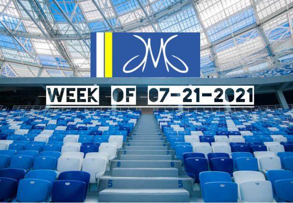 jMG SOCCER GAMES RESULTS OF OF wEEK jULY 21 2021