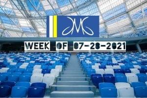 jMG SOCCER GAMES RESULTS OF OF wEEK jULY 28 2021
