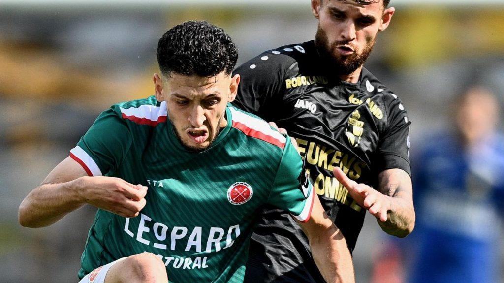 ayyoub allach jmg soccer academy of algeria