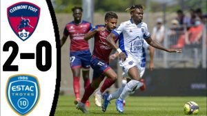 clermont 2 vs Troyes 0