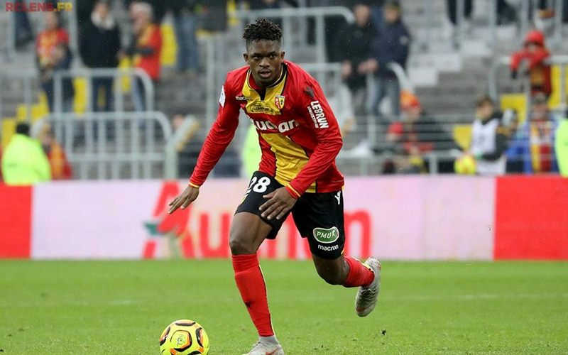 On the line-up starting for Lens, midfielder Cheick Doucouré, and Fodé Doucouré, entered at the 72nd minute of play for Reims