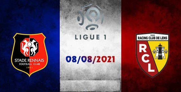 Jour 1 Rc Lens vs Stade Rennais