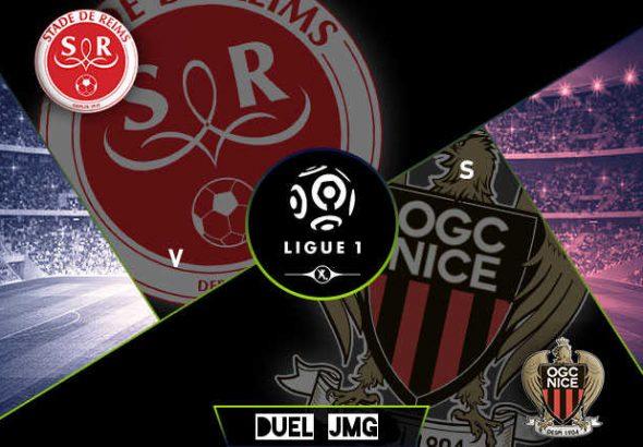 Jour 1 Stade de Reims vs OGC Nice Duel JMG